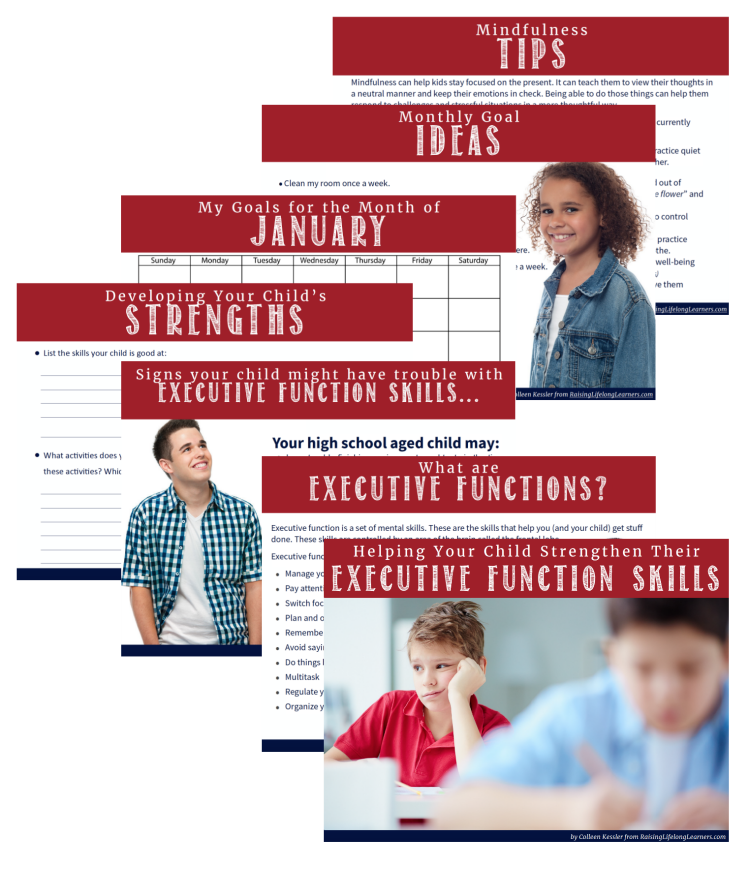 Helping Your Child Strengthen Their Executive Function Skills