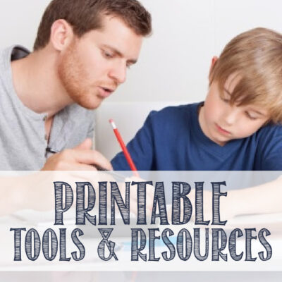 Printable Tools & Resources